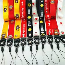 <b>1pcs</b> Top Quality <b>Universal Mobile</b> Phone Strap <b>Neck Strap Lanyard</b> ...