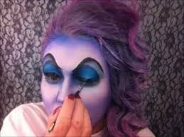 ursula make up how to video video suggestions link to some other really cool disney makeup tutorials very good for if ur being ursla for