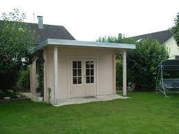 Pultdach Gartenhaus Gsp Blockhaus