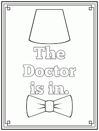 phtoszy doctor who coloring pages getcoloringpages com on free printable doctor who coloring pages