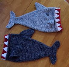 Shark Crochet Pattern