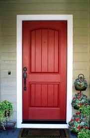 painted residential front doors. Plain Residential The Residential Front Doors Red Best 25 Ideas On  Pinterest Door House With Regard Painted F