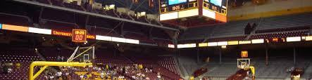 Williams Arena Seating Chart Map Seatgeek