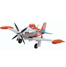 Amazon.com: Disney Planes Deluxe Talking Dusty Crophopper Plane ...
