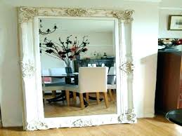 oval mirrors for