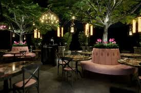 lisa vanderpump s cocktail lounge brings a garden setting to the strip