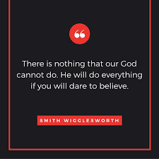 Smith Wigglesworth Quotes Interesting Smith Wigglesworth Quotes And Sayings About Faith