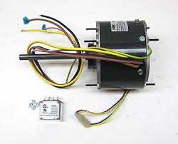 ac air conditioner condenser fan motor 1 5 hp 1075 rpm 230 volts image is loading ac air conditioner condenser fan motor 1 5