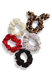 Designer Scrunchies Bp X Claudia Sulewski 5 Pack Velvet Scrunchies 2 For 30