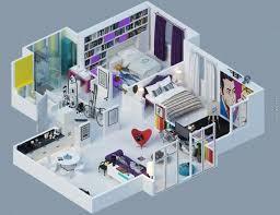 3D Home Interior Design Online New Decorating Ideas