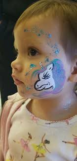 photo of poppy face painting san jose ca united states thank you