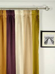 ... Silver Beach Bold Stripe Triple Pinch Pleat Faux Silk Curtains Heading  Style Silver Beach Bold Stripe Triple Pinch Pleat Faux Silk Curtains  Heading ...