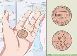 Dollar Coin Value Chart How To Find The Value Of Old Coins 8 Steps With Pictures