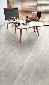 Secura PUR luxury vinyl sheet flooring in Sterling Oak