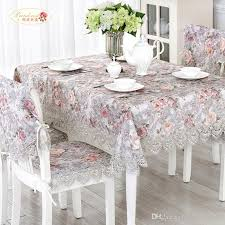 exquisite jacquard lace round table cloth romantic rural tablecloth table runner modern lace tablecloth kitchen tablecloths green tablecloths from