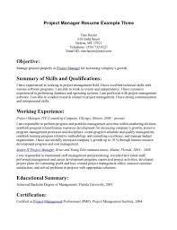 Resumes Objectives Objectives For Marketing Resume 100 Resumes Objectives Examples 43