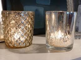 gold mercury glass votive holders bulk