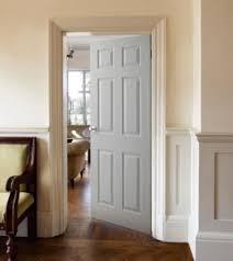 6 panel white interior doors. 6-panel White Internal Doors £9.99 @ Howdens Joinery Instore 6 Panel Interior