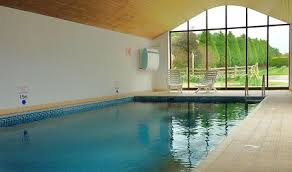 indoor pool and hot tub. Our Private Indoor Swimming Pool And Hot Tub