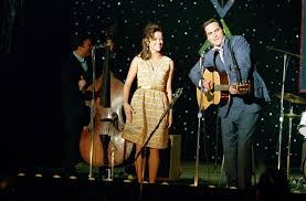 Joaquin Phoenix kevinfoyle Joaquin Phoenix and Reese Witherspoon give memorable performances in this story of Johnny Cash and his long time love June Carter.