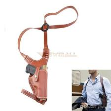 2019 tactical vertical shoulder holster genuine leather holster fits medium frame auto hands cowhide bag from yewmall 36 39 dhgate com