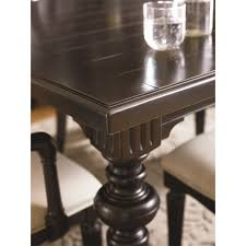 Rectangle Dining Room Tables Universal Furniture 987652 Summer Hill Rectangular Dining Table