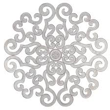 38 scroll wall grill ant white on silver metal scroll wall art with wrought iron metal wall decor