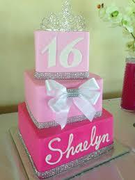 Sweet 16 Pink Hot Pink Sweet 16 Cakes Pink Sweet16 Cake Sweet 16