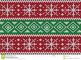 Christmas Pattern Sweater Cool Decorating