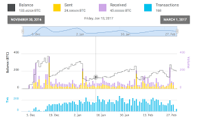 Bitcoin Wallet Chart Bitcoin Analytics For Regulation Features Of Scorechain Tool