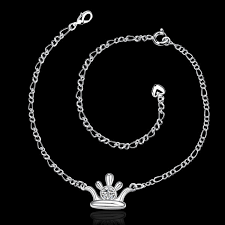 Online Cheap Foot <b>Jewelry Silver 925</b> Hamsa <b>Anklets</b> For Girlfriend ...
