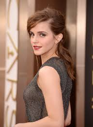 Emma Watson Hair Style emma watson hair and makeup at oscars 2014 popsugar beauty 6182 by wearticles.com
