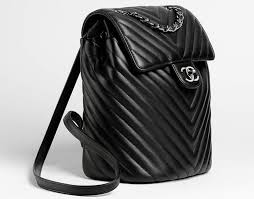 Chanel Chevron Urban Spirit Backpack | Bragmybag & Chanel-Chevron-Quilted-Urban-Spirit-Backpack-2 Adamdwight.com