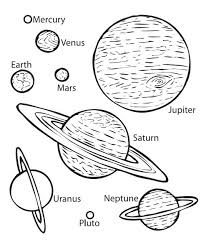 Free for commercial use no attribution required high quality images. Solar System Coloring Pages Coloring Rocks