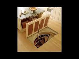 Wine Cellar Kitchen Floor