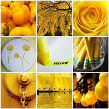 A canary's song, the bright sun on a cold winter's day, a warm glow from a  lamp to read by. What comfort and joy yellow brings to our lives!