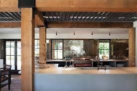 modern rustic interior design. Rustic Modern Kitchen Room Interior Design Of House Mirth By Erin Martin, California