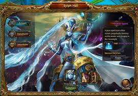 league of angels introduces alliance expedition and sylph hall