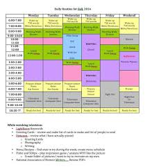 writing schedule stepping stones blog perfect day