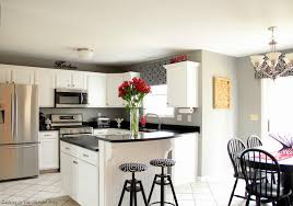 Remodeled Kitchens With White Cabinets New Decorating Ideas