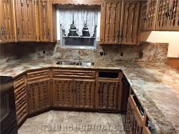 lapidus granite with full bullnose edge full granite backsplash kitchen countertops