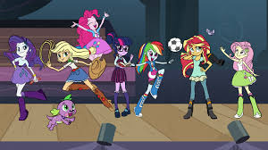 Small Picture My Little Pony Equestria Girls Drawing Coloring Book
