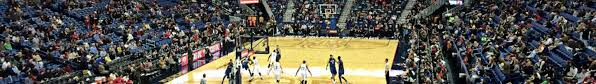 Pelicans Seating Chart New Orleans Pelicans Tickets Vivid Seats