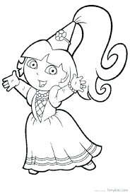 coloring pages dora coloring picture books and pages printable explorer superb friends colouring pictures