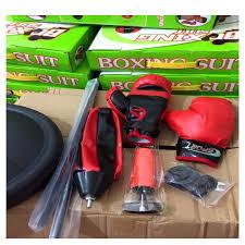 Bộ đồ chơi đấm bốc Boxing cho bé đồ chơi đấm bốc cho trẻ em - - bocxing ,đấm  bốc trẻ em