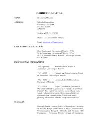 Chronological Resume Template Cv Vs Resume Australia Chronological Resume Template 100×100 75
