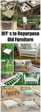 diy repurposed furniture. 28 DIY\u0027s To Repurpose Old Furniture Diy Repurposed N