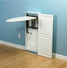 Image of: wall-mounted-ironing-board-cabinet