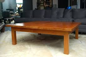 teak coffee table 36 round teak coffee table