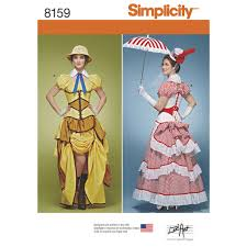 Steampunk Patterns Stunning Steam Ingenious New Simplicity Steampunk Sewing Patterns And A Bit